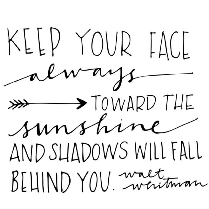 Sunshine Is Headed Your Way ( :