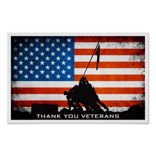 Thank You To All Of Our Veterans Who Have Served. Past, Present And Future.
