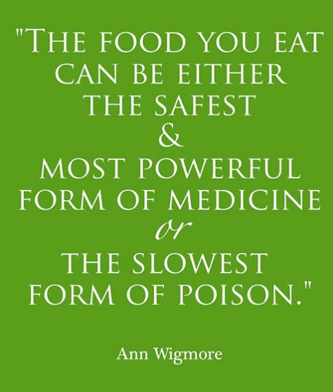 Eating Smart Can Make You Live Longer....Educate Yourself And Avoid The Poisons